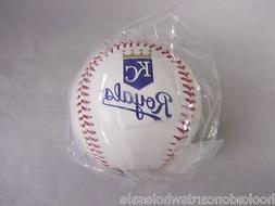 1 Kansas City Royals Team Logo Ball MLB Baseball Rawlings