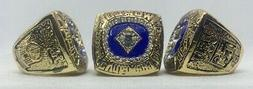 1985 Kansas City Royals World Series Champions Ring BRETT Si