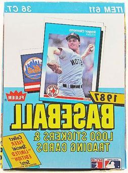 1987 Fleer Baseball U PICK CARDS #221-440 From Factory Mint