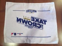 2014 Kansas City Royals World Series Rally Towel