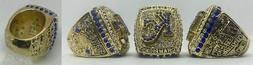 2015 Kansas City Royals World Series Champions Ring PEREZ Si