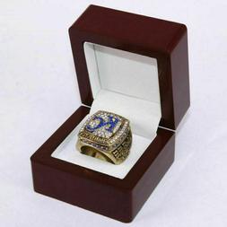 2015 Kansas City Royals World Series Championship Ring PEREZ