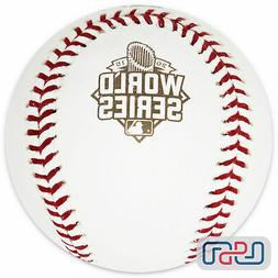 Rawlings 2015 World Series Official MLB Game Baseball Kansas