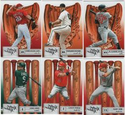 2019 panini leather and lumber baseball base