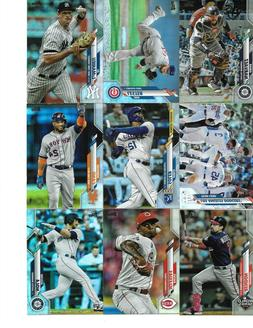 2020 Topps Baseball Rainbow Foil Parallel Jakob Junis Kansas