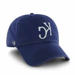 Kansas City Royals 47 Brand Clean Up Adjustable Field Classi