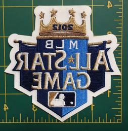 All Star Game Kansas City Royals 2012 MLB Jersey Sleeve Patc
