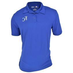 Authentic MLB Kansas City Royals TX3 Cool Polo Shirt with Em