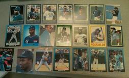 Bo Jackson AUBURN University Kansas City Royals MLB ODDBALLS