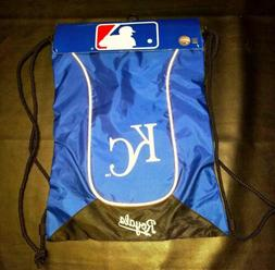 Brand New Genuine Kansas City Royals Team Draw String Bag Ba