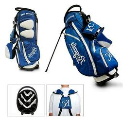 BRAND NEW Team Golf MLB Kansas City Royals Fairway Stand Bag