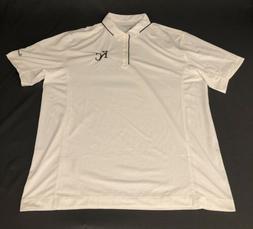 Nike Dri-Fit Kansas City Royals Logo Golf Shirt Polo  MSRP $