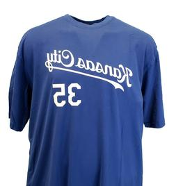 Eric Hosmer #35 Kansas City Royals Men's MLB Player T-Shirt