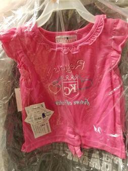 "Infant girls Kansas City Royals MLB   2pc Set  ""Future All-S"