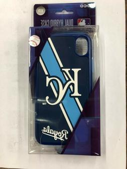 IPHONE XR/9 MLB DIAGONAL KANSAS CITY ROYALS CASE