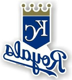 "Kansas City Royals 12"" Car Magnet  MLB Auto Emblem Sticker D"