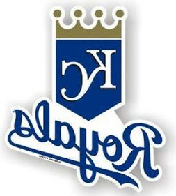 "Kansas City Royals 12"" Car Magnet  MLB Auto Emblem Sticker D"