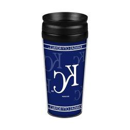 Kansas City Royals 14oz Full Wrap Travel Mug  Tumbler Coffee
