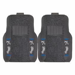 Kansas City Royals 2-Piece Deluxe Auto Floor Mats - Car, Tru