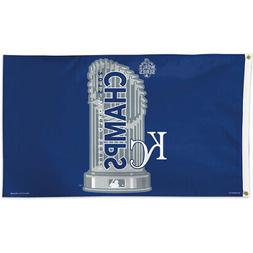 Kansas City Royals 2015 World Series Champions Deluxe Indoor