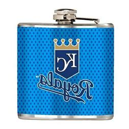 Kansas City Royals 2018 Players' Weekend 6oz. Hip Flask