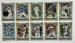 Kansas City Royals 2020 Topps Gypsy Queen Base Team Set *10