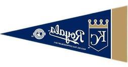 "Kansas City Royals 4"" x 9"" Mini Pennant 8 Piece Set  MLB Wal"
