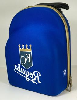 Kansas City Royals New Era 6 Cap Blue Cap Carrier Case Brand
