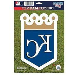 """Kansas City Royals WinCraft 6"""" x 9"""" Car Magnet"""