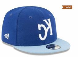 KANSAS CITY ROYALS 9FIFTY SNAPBACK HAT CAP INFANT SIZE