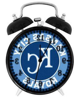 Kansas City Royals Alarm Desk Clock Home or Office Decor F10