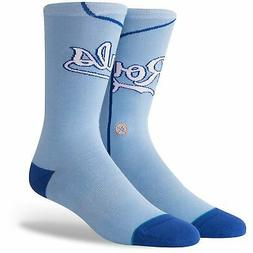 Kansas City Royals Stance Alternate Jersey Logo Crew Socks