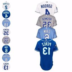 Kansas City Royals Authentic On-field Player Cool Base Jerse