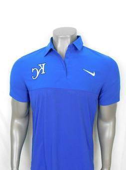 Kansas City Royals Nike Authentic Performance Team Polo New