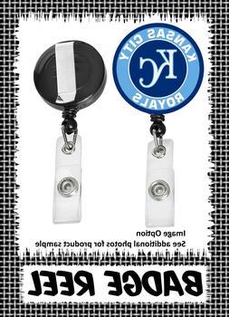 Kansas City Royals - Badge Reel - Choose From 12 Designs