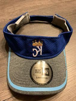 Kansas City Royals Baseball New Era Adjustable Visor