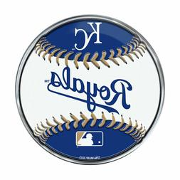 "Kansas City Royals Baseball Emblem MLB 3.25"" x 3.25"""
