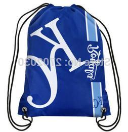 Kansas City Royals Baseball Logo Drawstring Bags Men Sports