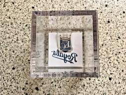 Kansas City Royals Baseball World Series MLB Champions Ring