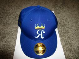 Kansas City Royals Batting Practice Hat 7 5/8