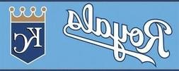 Kansas City Royals Border ZB3364BD MLB baseball wallpaper go