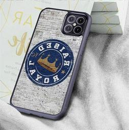 Kansas City Royals Case iPhone 12 Pro 11 X XR XS MAX 6 7 8 S