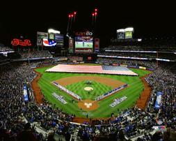 Kansas City Royals Citi Field 2015 World Series Game 3 Photo