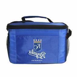 Kansas City Royals Cooler Zipper Insulated Lunch Bag Box Tot