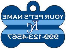 Kansas City Royals Custom Pet Id Dog Tag Personalized w/ Nam