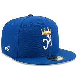 Kansas City Royals New Era Diamond Era 59FIFTY Fitted Hat -