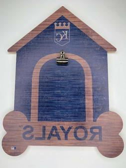 Kansas City Royals Dog House Wood Picture Frame 16 In X 12 I