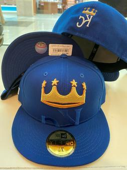 New Era cap Kansas City ROYALS Elements Logo BIG KC hat fitt