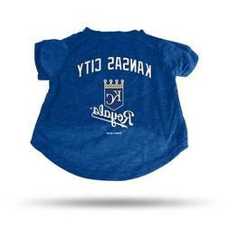 Kansas City Royals Extra Large Pet Tee Shirt  Dog Puppy Jers