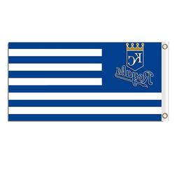 Kansas City Royals flag New Banner Indoor Outdoor 3x5 feet U